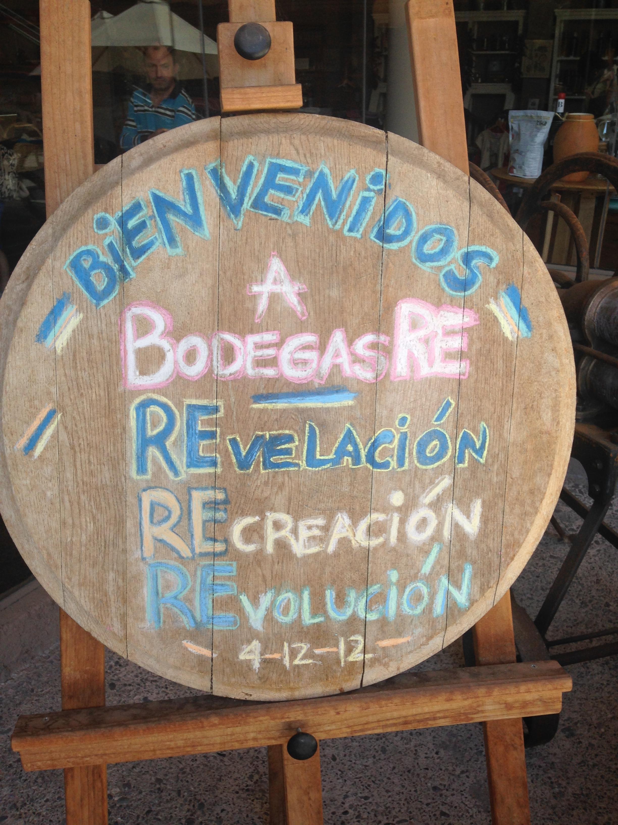 Revelacion, Recreacion, Revolucion. Credit   Gabe Manzo