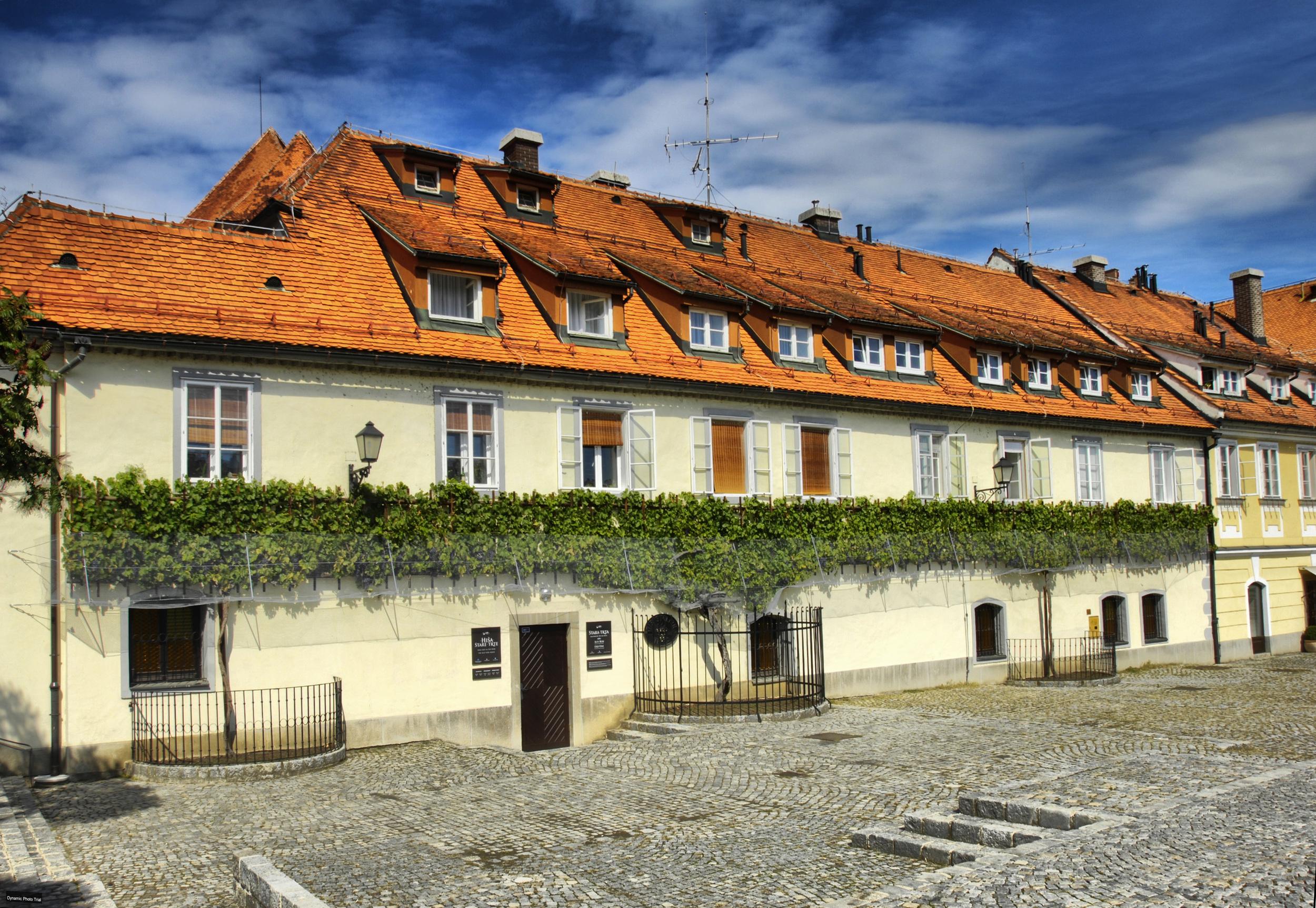 Beautiful Architecture of Slovenia