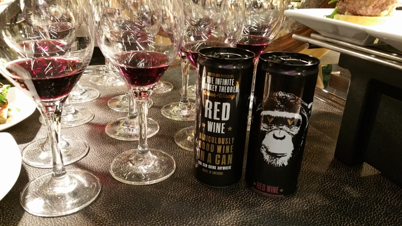 Red Wine Pairing Menu