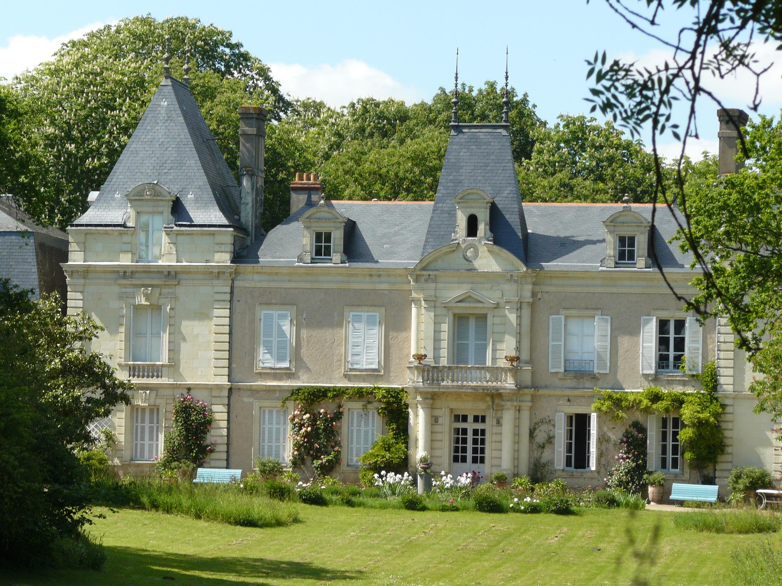 Chateau des Vaults