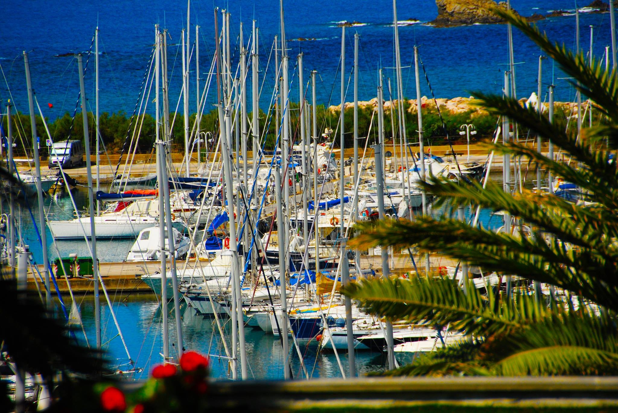 Yacht Harbor, Punta Ala - great place for sailing the Tuscan Archipelago | Photo Credit: Keith Irvine