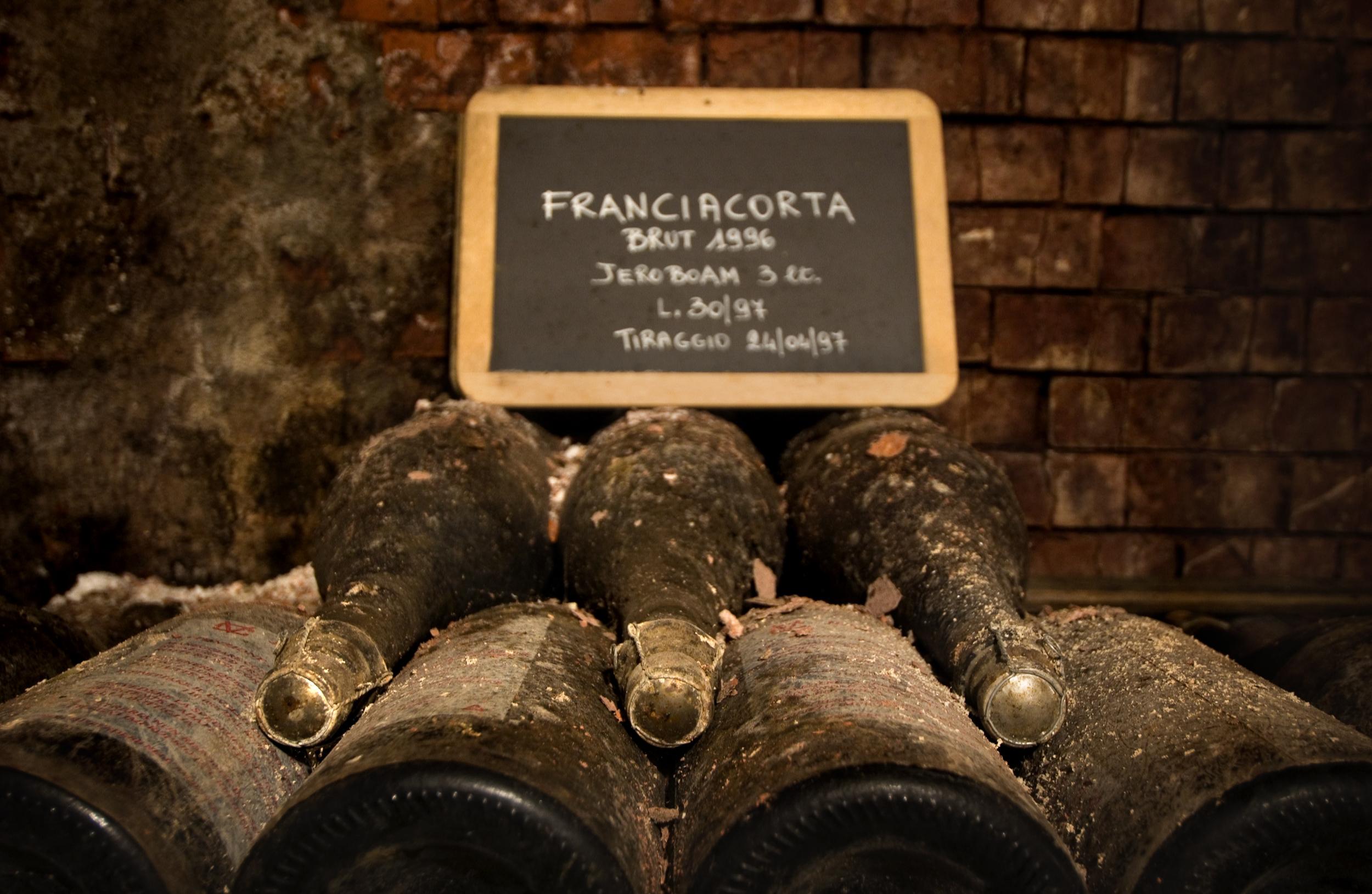Franciacorta Brut | Photo Credit: Fabio Cattabiani
