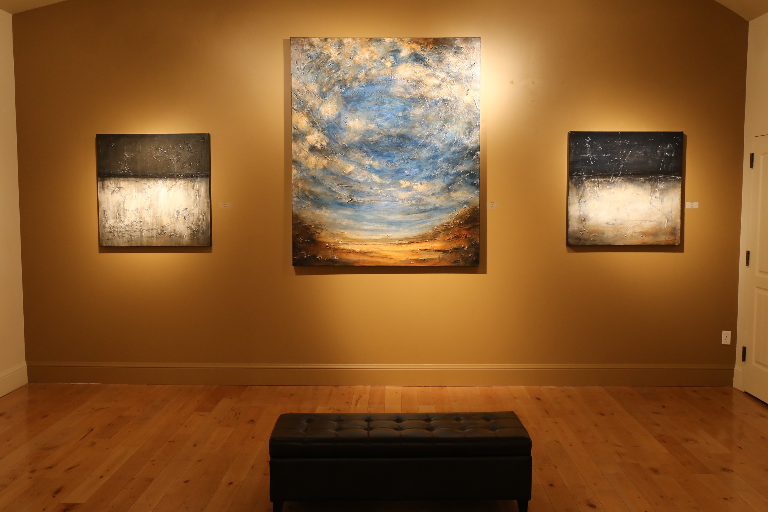 James Frey, Winemaker at Trisaetum, also shares his renowned paintings at the Tasting Room