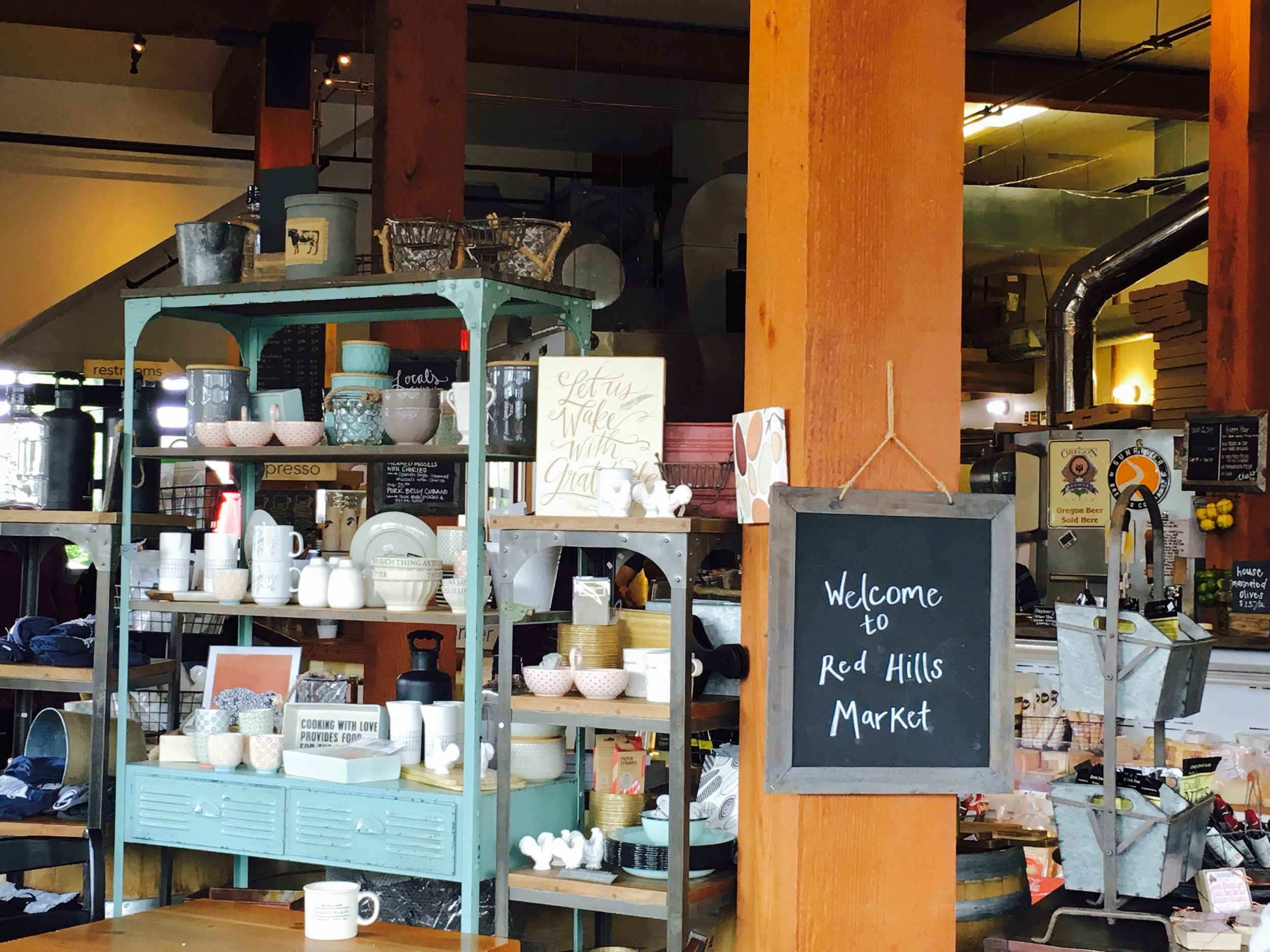 Welcome to Red Hills Market
