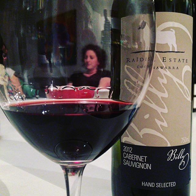 Winemaker in a glass! Emma Raïdis of Coonawarra.
