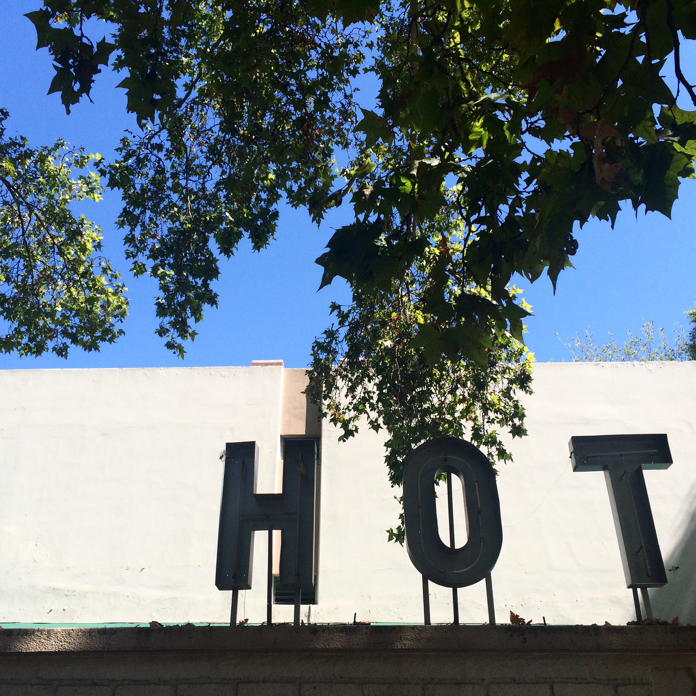 Mendoza is hot – literally  and  figuratively. | Photo Credit: Leslie Rosa
