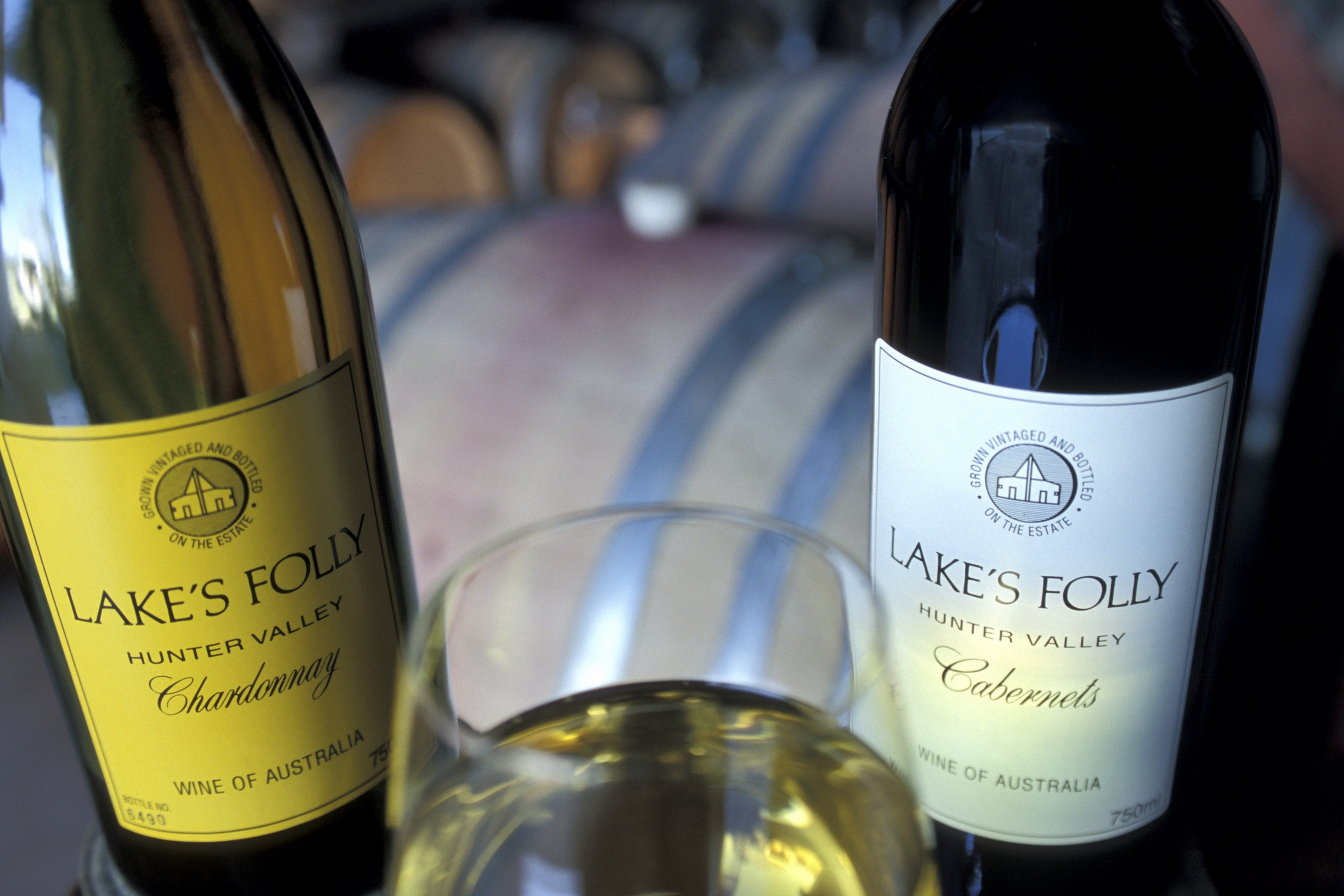 Lakes Folly Cabernet + Chardonnay Bottles Close up_Credit Lakes Folly.jpg