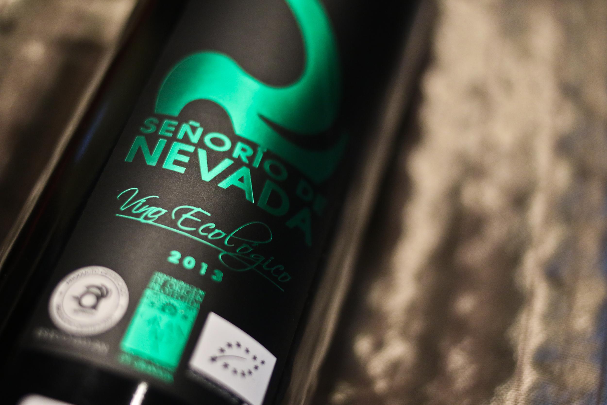 Señorío de Nevada Wine