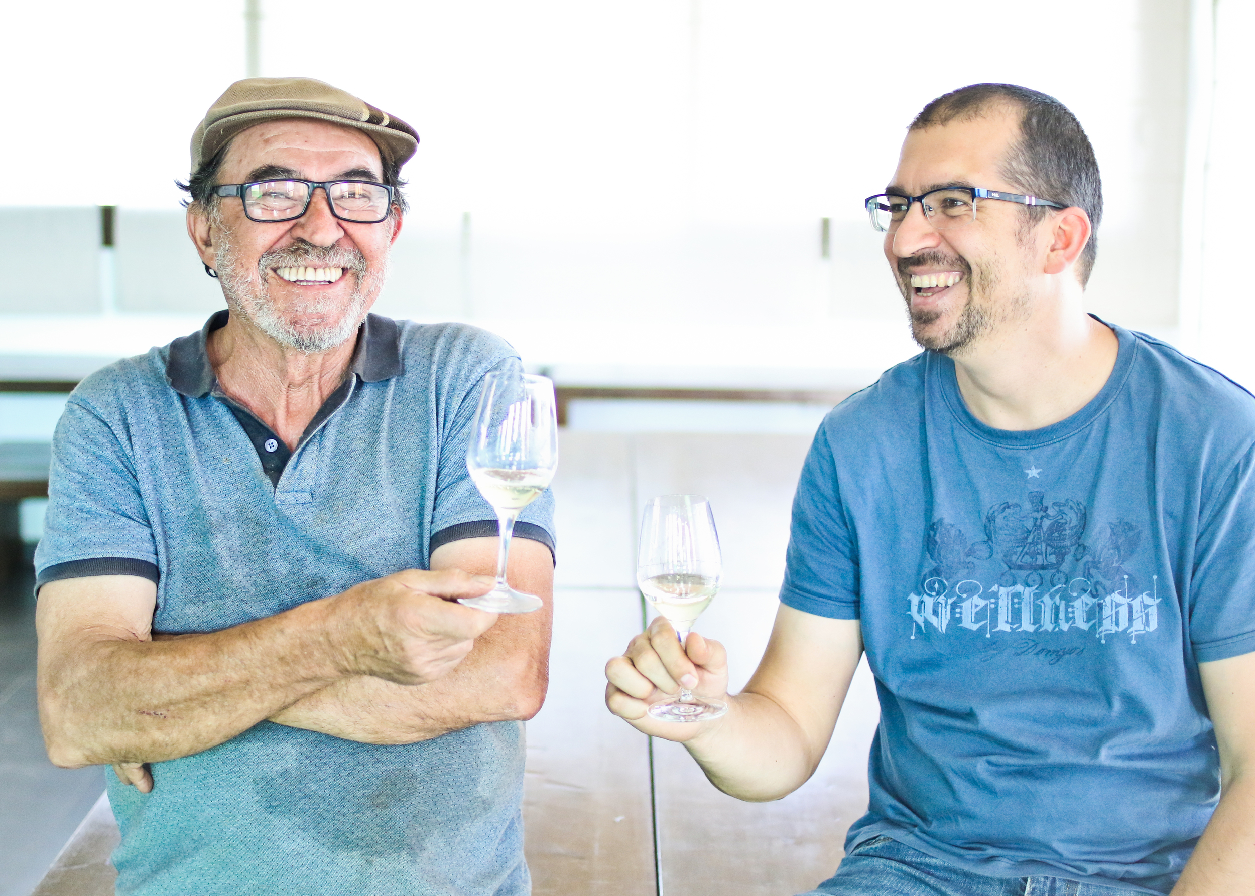 Getting to Know Lorenzo and Manolo