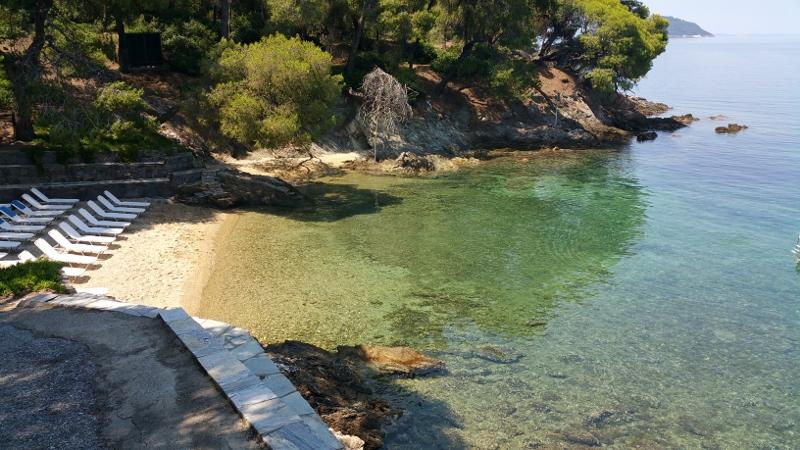 Porto Carras Private Beach