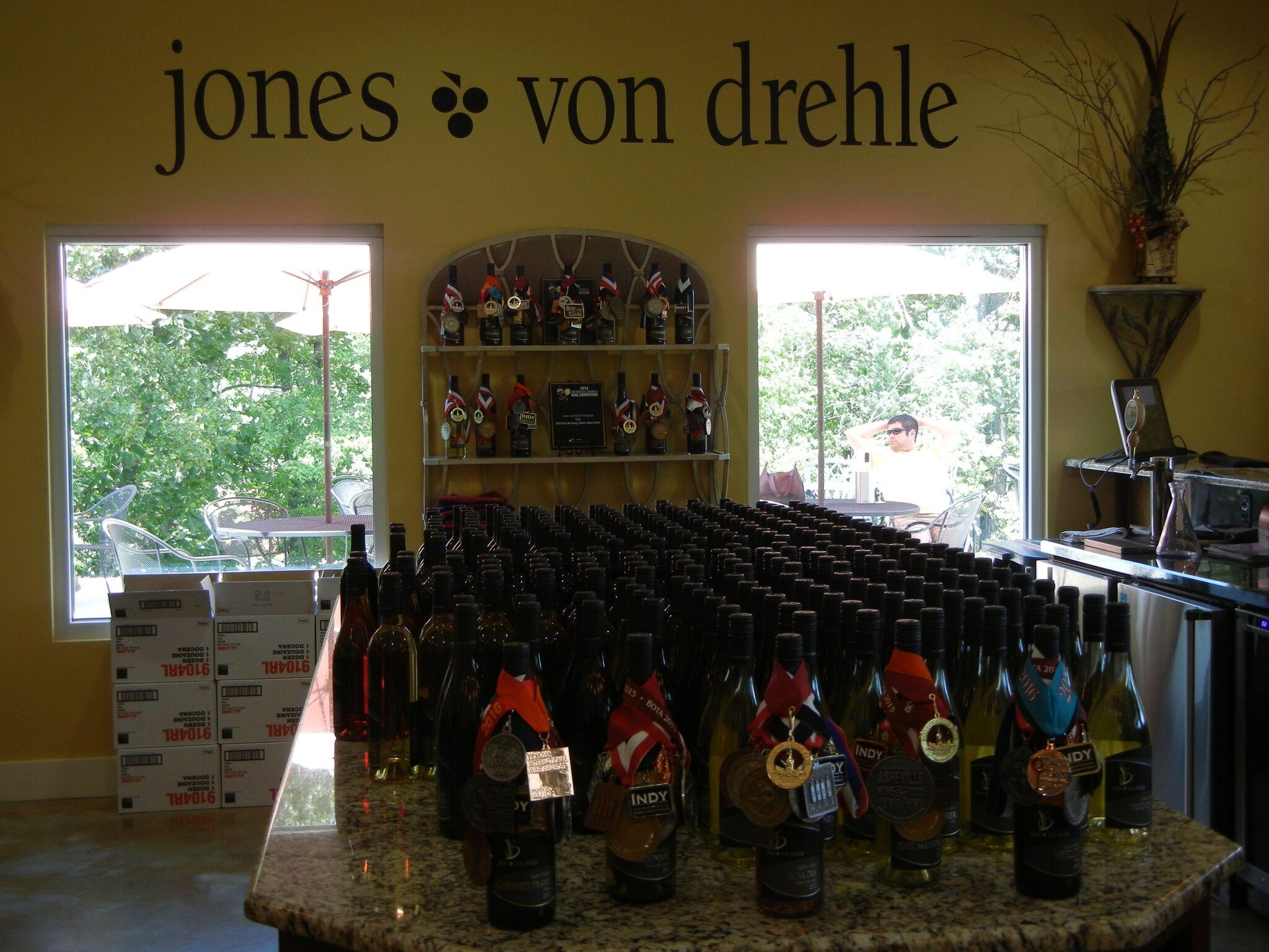 Jones Von Drehle | Photo Credit: Hope S Philbrick