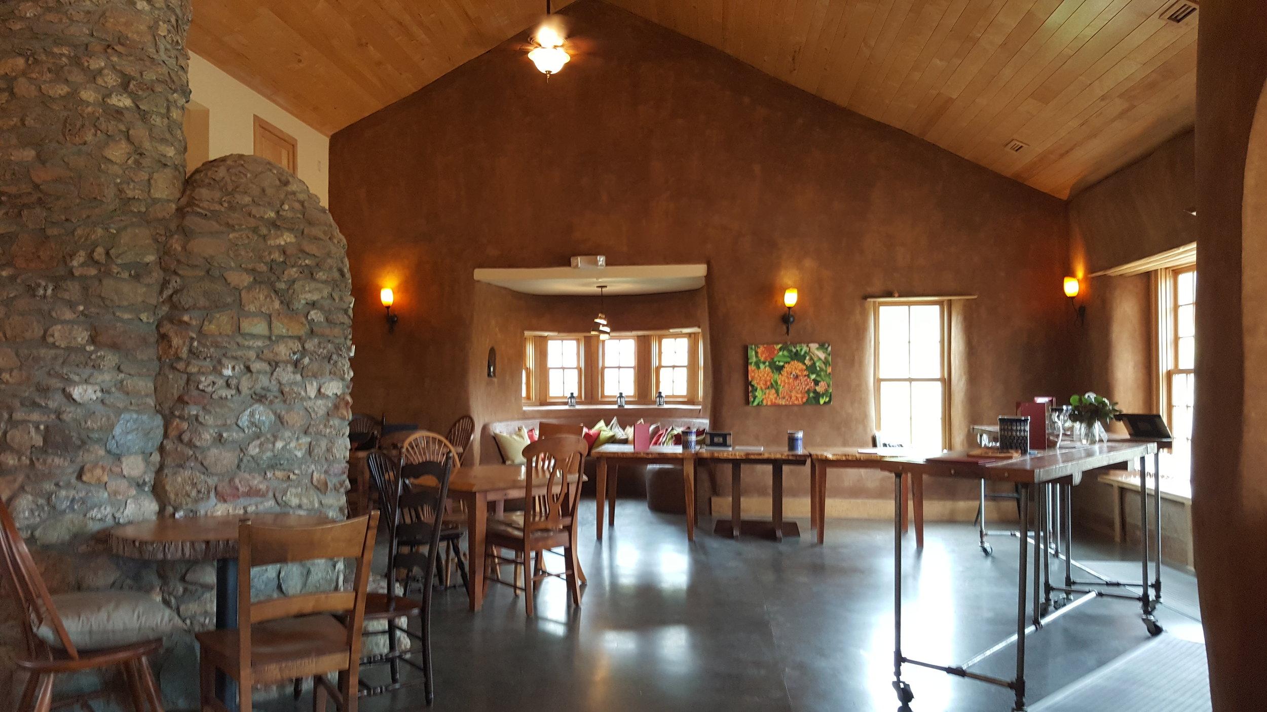 Black Ankle Vineyards Tasting Room