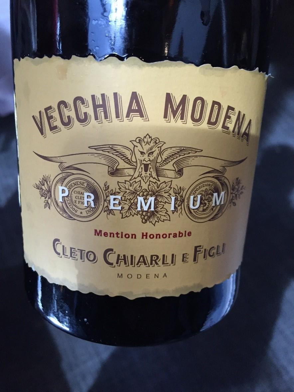 Cleto Chiarli e Figli Vecchia Modena Premium Mention Honorable, Modena.jpg