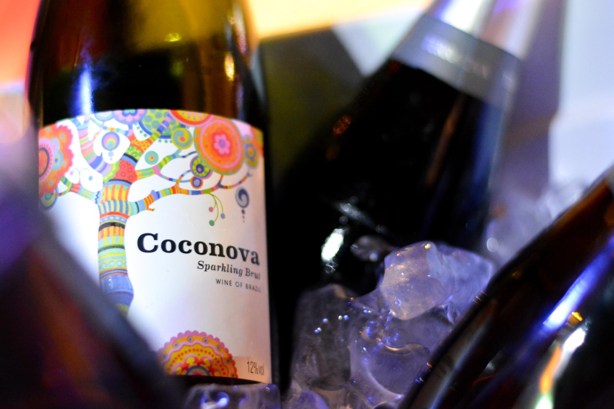 Espumante Terranova Brut turns into Coconova Sparkling Brut to hit international markets.JPG