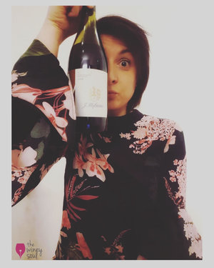 One of my favorite Pinot Noirs: J. Höffstätter from Trentino. Valentina Zanella     @Thewineysoul