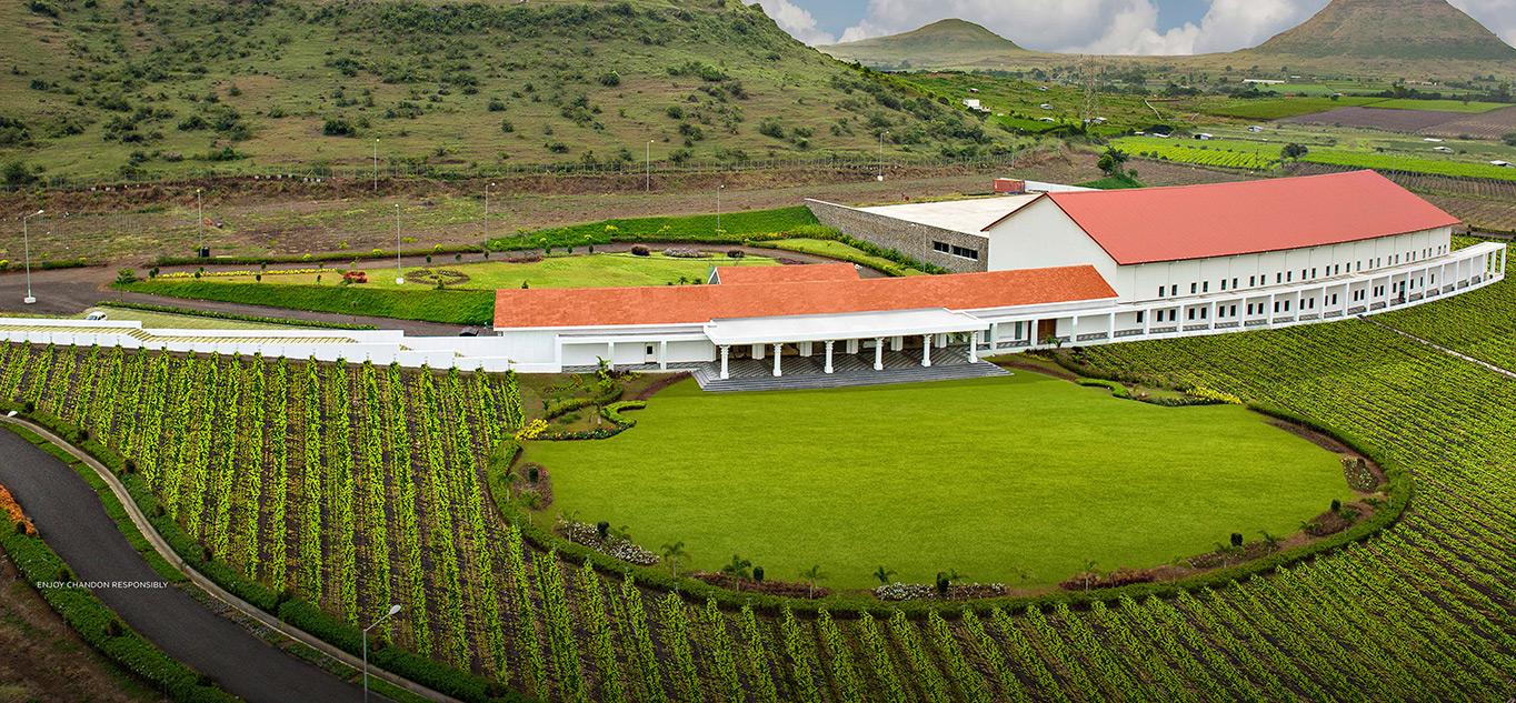 Chandon India Winery