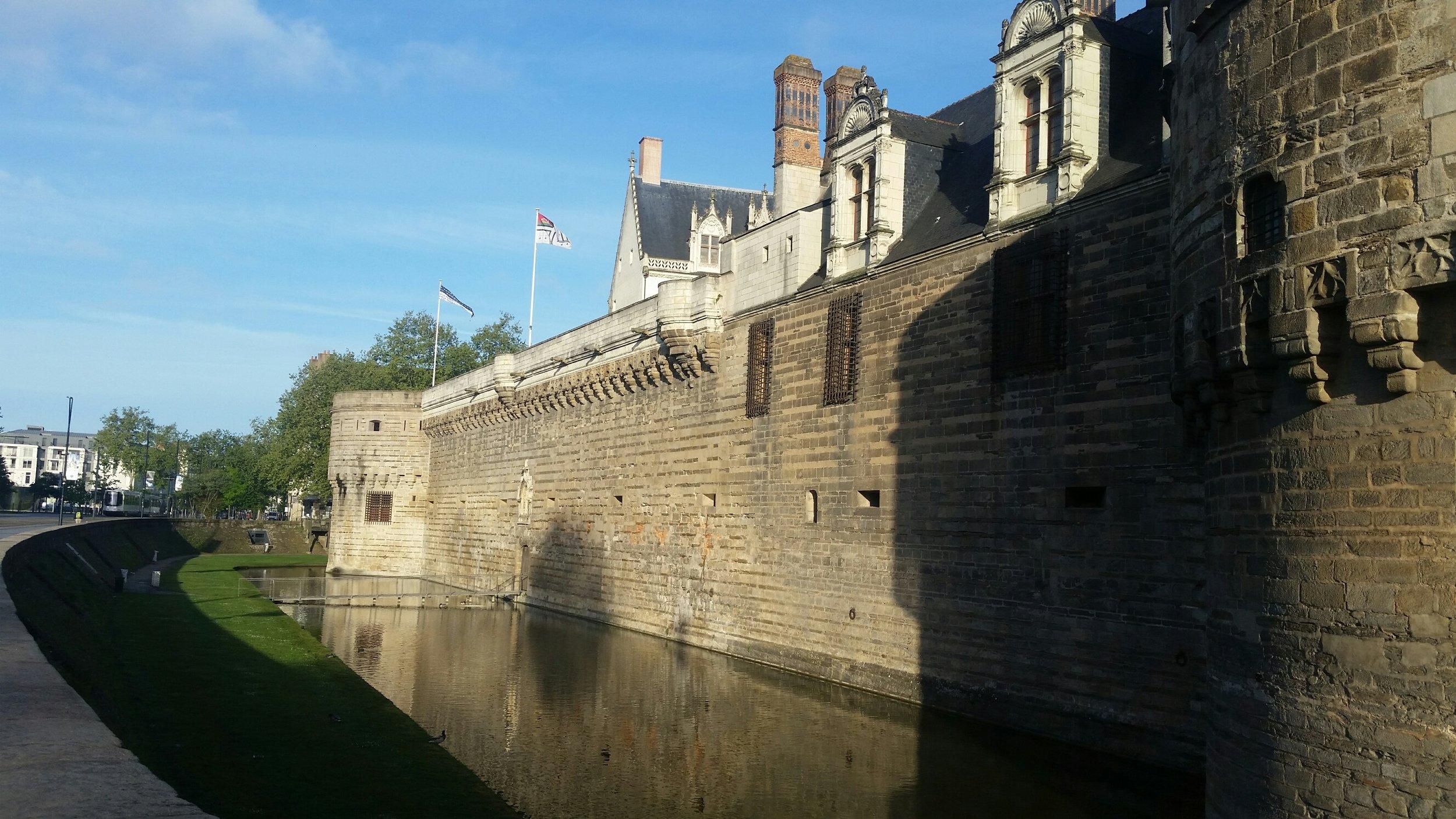 Château des Ducs de Bretagne    -    Photo by (Stacy Slinkard)