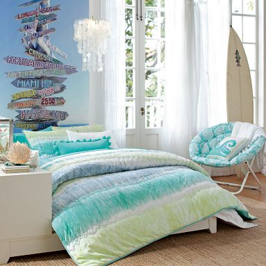 Key West Wall Mural in room with blue-green tones. Photo courtesy of Pottery Barn..jpg