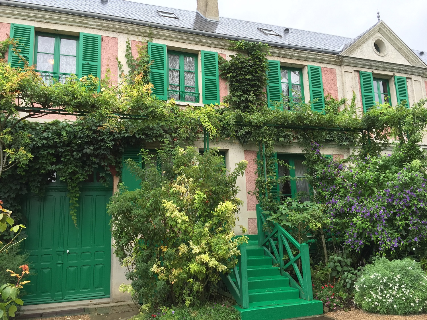 Claude-Monet's-home-in-Giverny