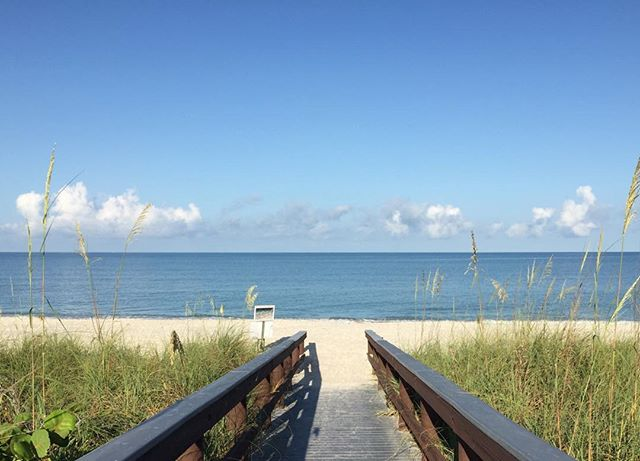 Walkway to my little paradise.  #allabouttheview #thebeachiscalling #spectacularspaces