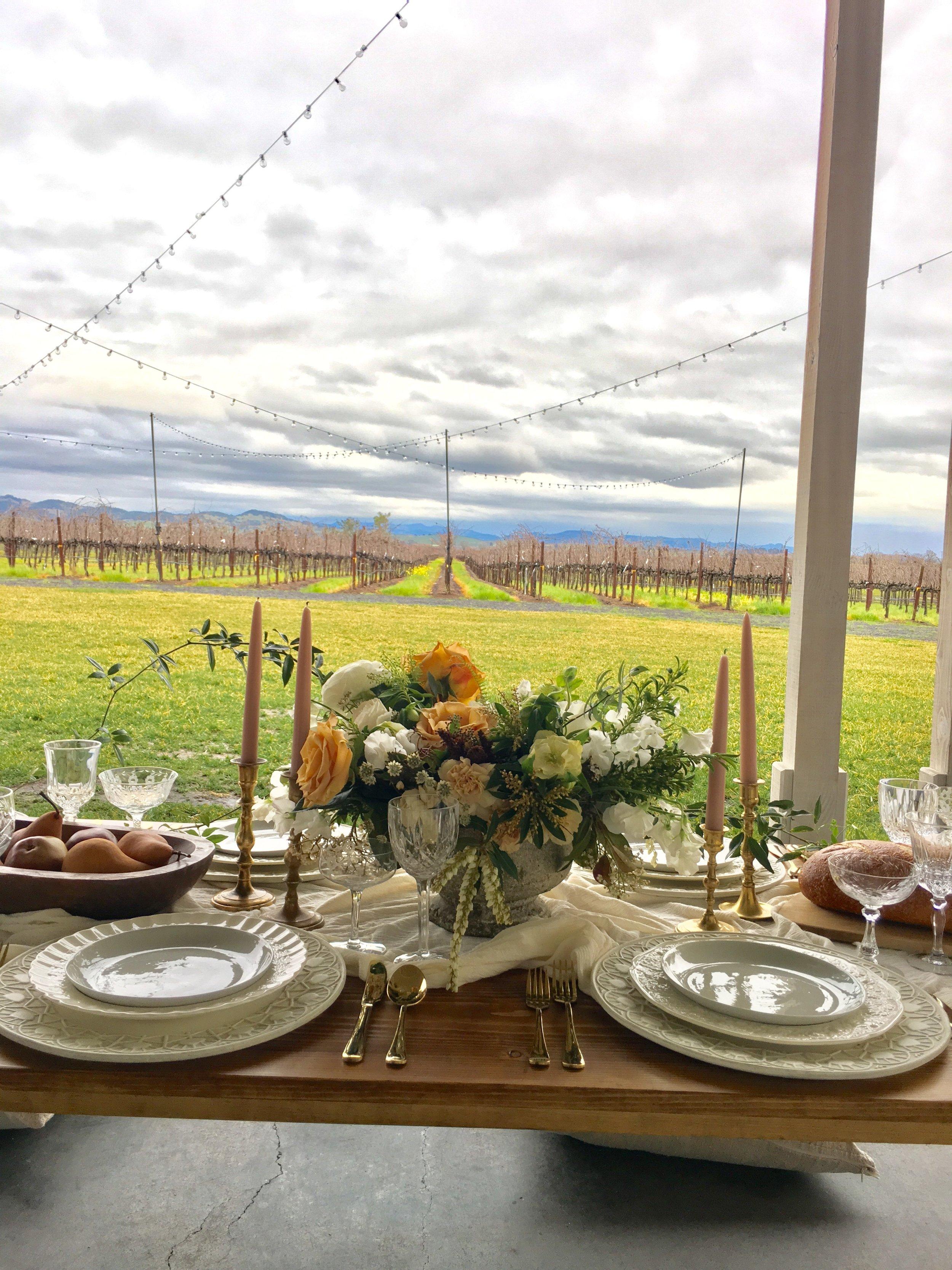 William Tyge Estate Winery at Cornerstone