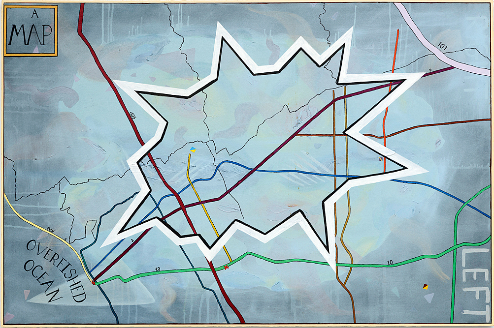 """A Map 