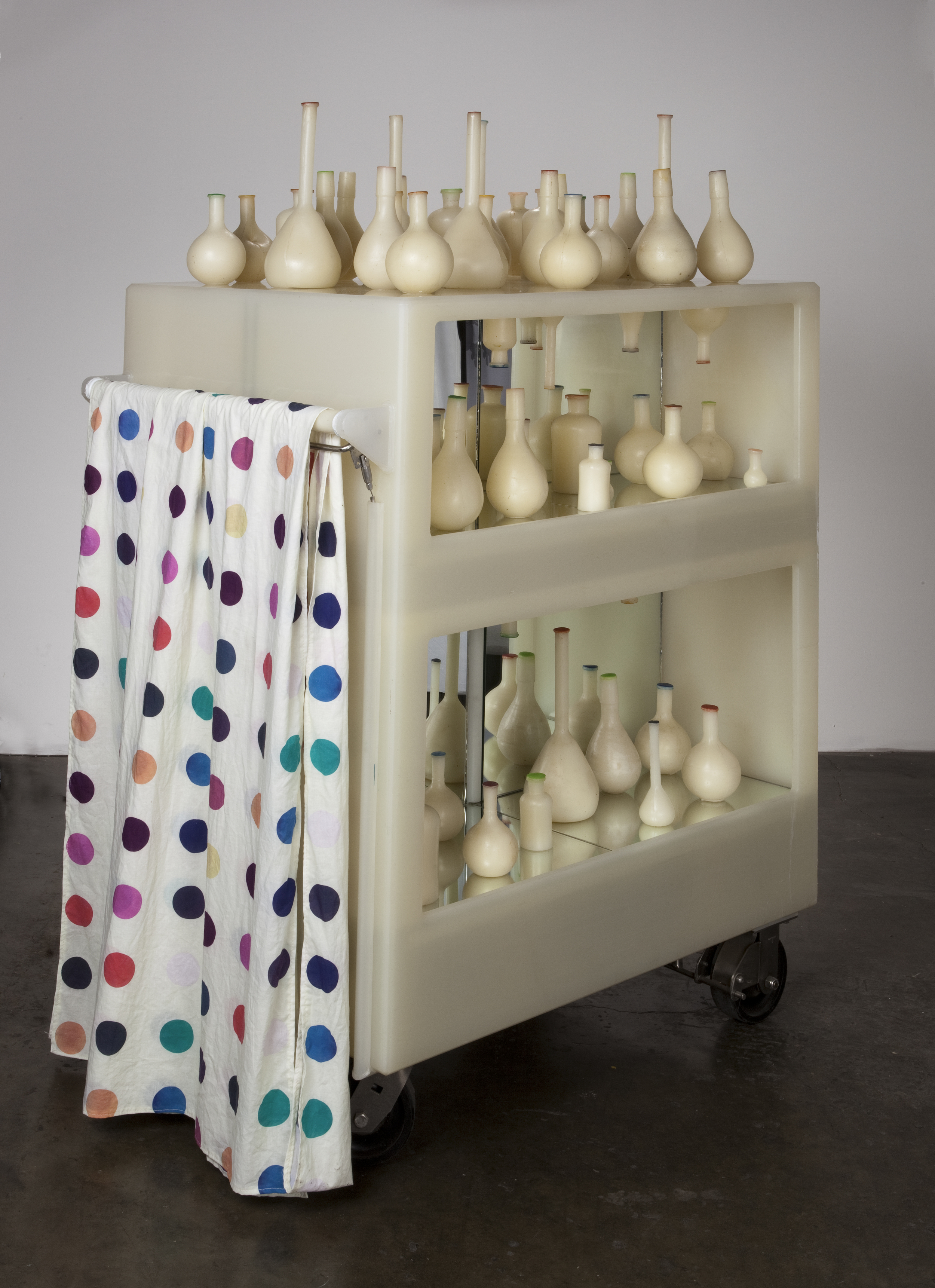 Dot Transport, Cabinet for Mary, 2010