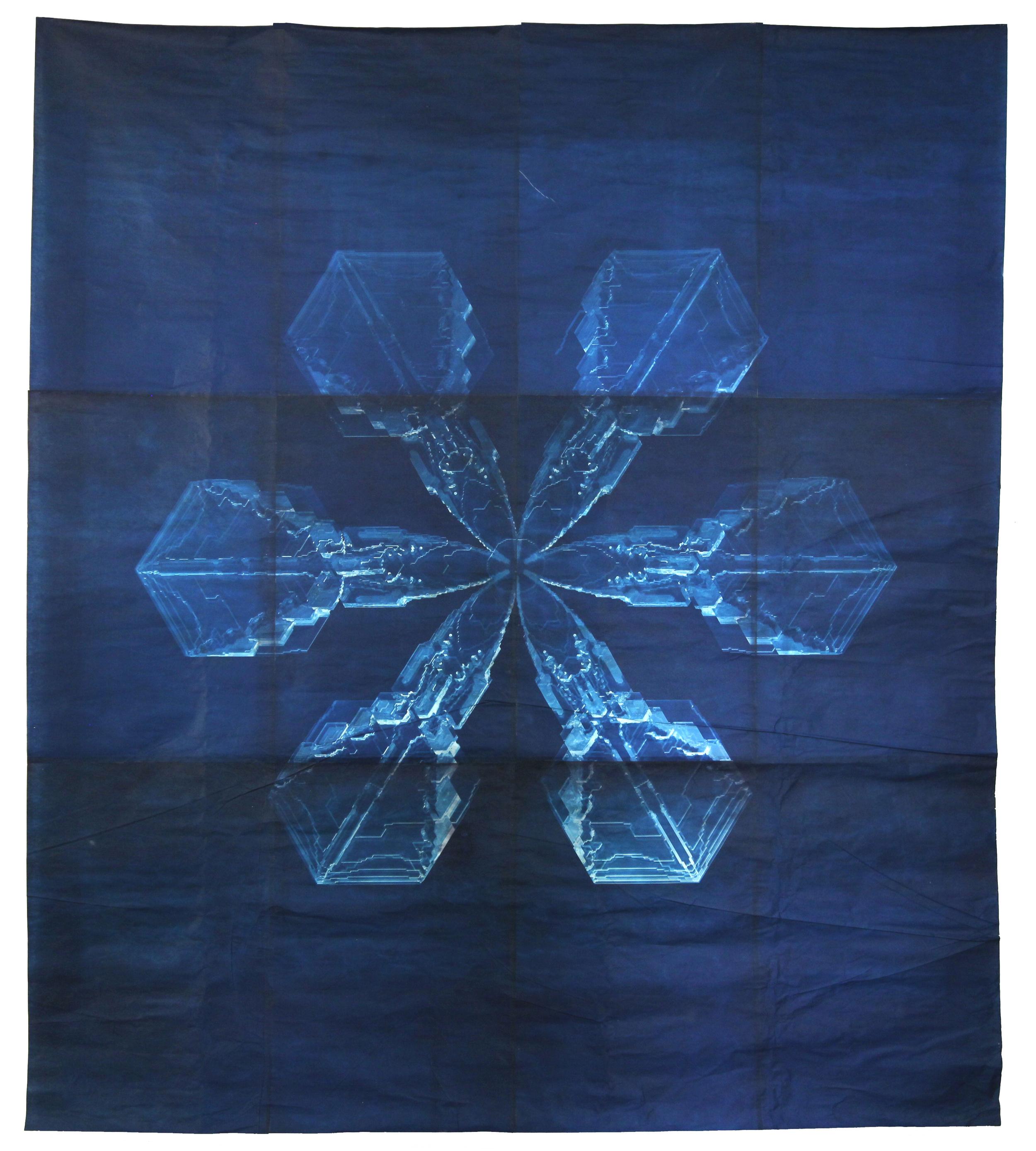 Snowflake #2, 2011