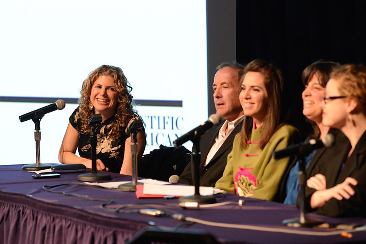 Panel at NECSS