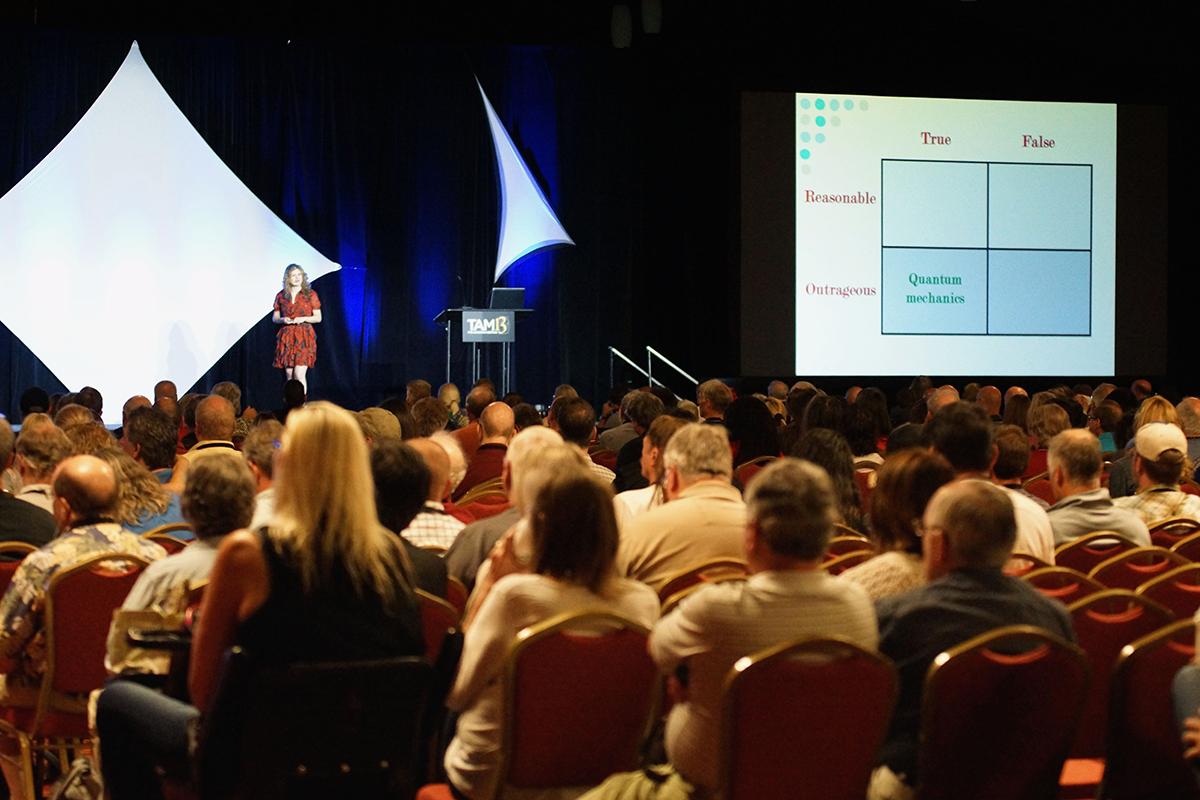 The Amazing Meeting (TAM13) in Las Vegas