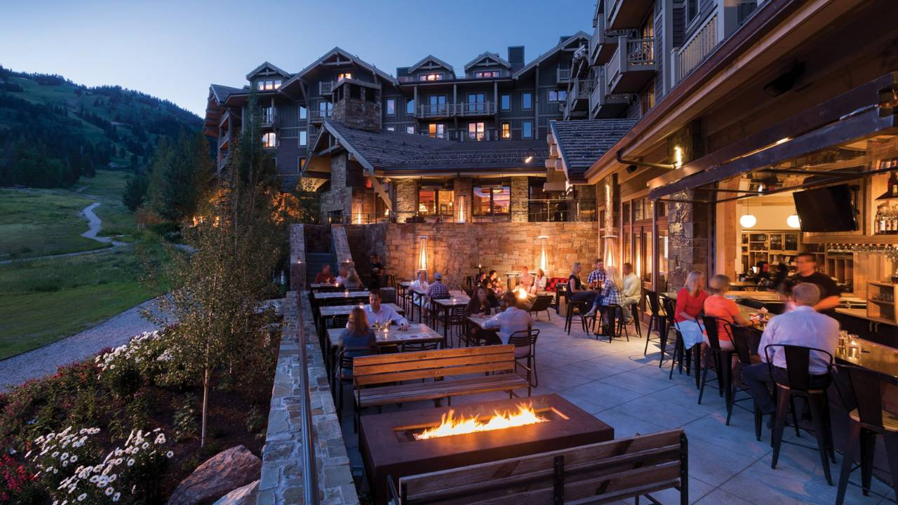 Four Seasons, Jackson Hole