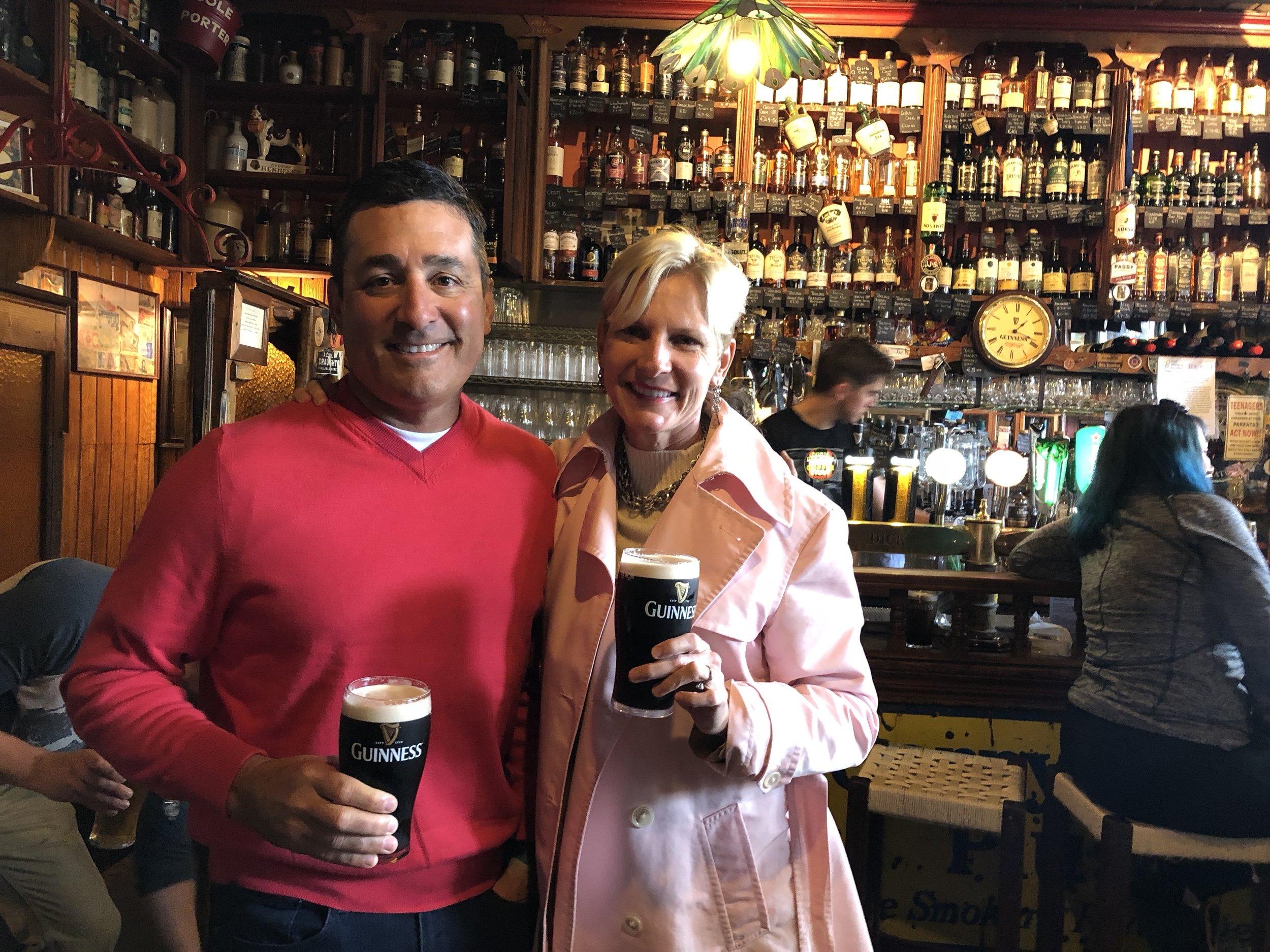 Pubbing in Ireland