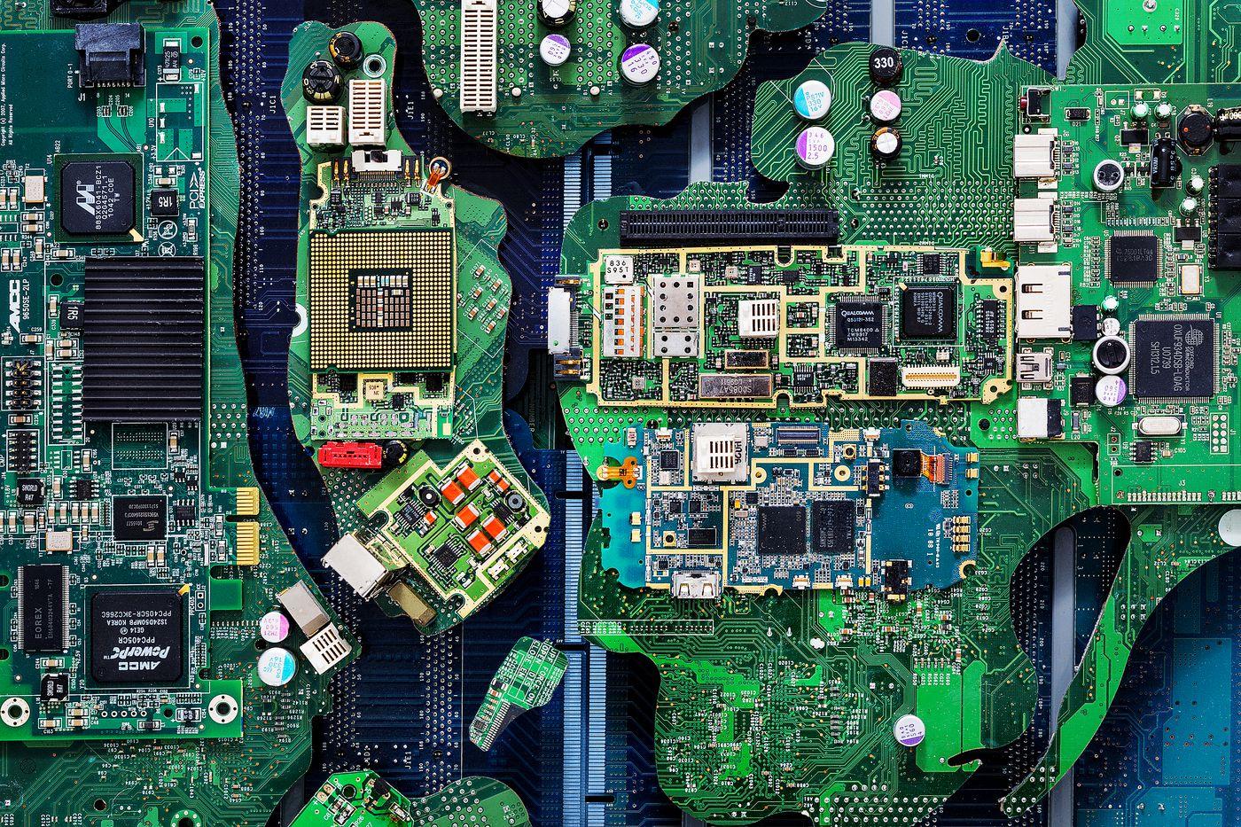 E-Waste Empire