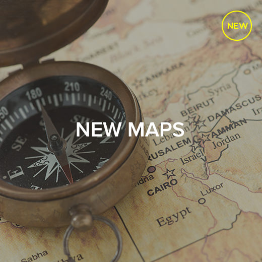 View new maps, timelines, or other items.