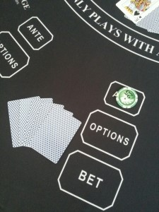 This Player elects to FOLD