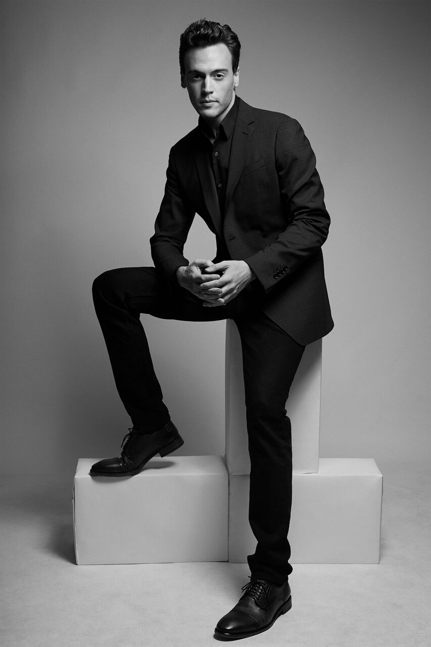 Erich Bergen – Actor, Singer