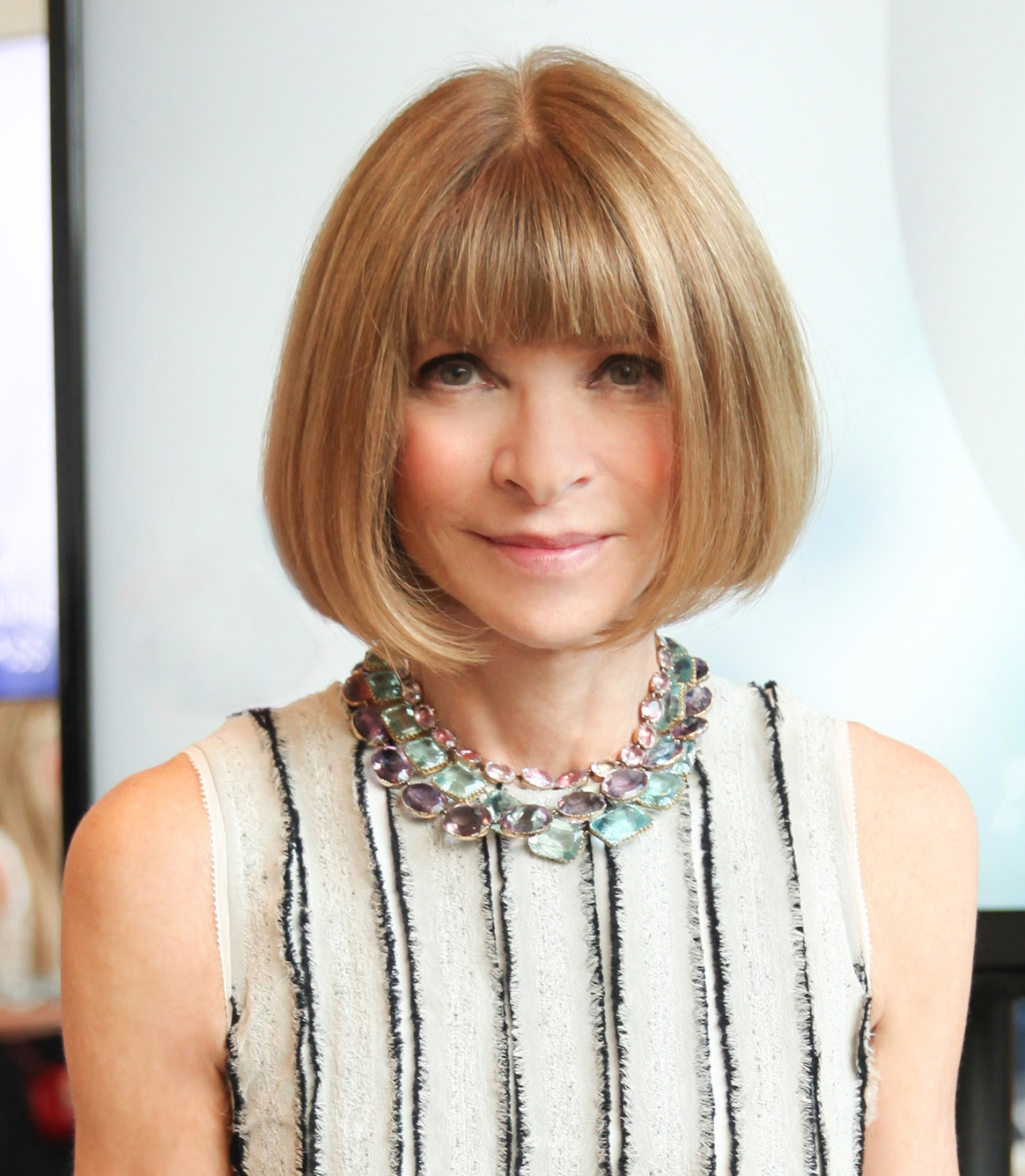 Anna Wintour, Editor-In-Chief, Vogue & Artistic Director, Conde Nast