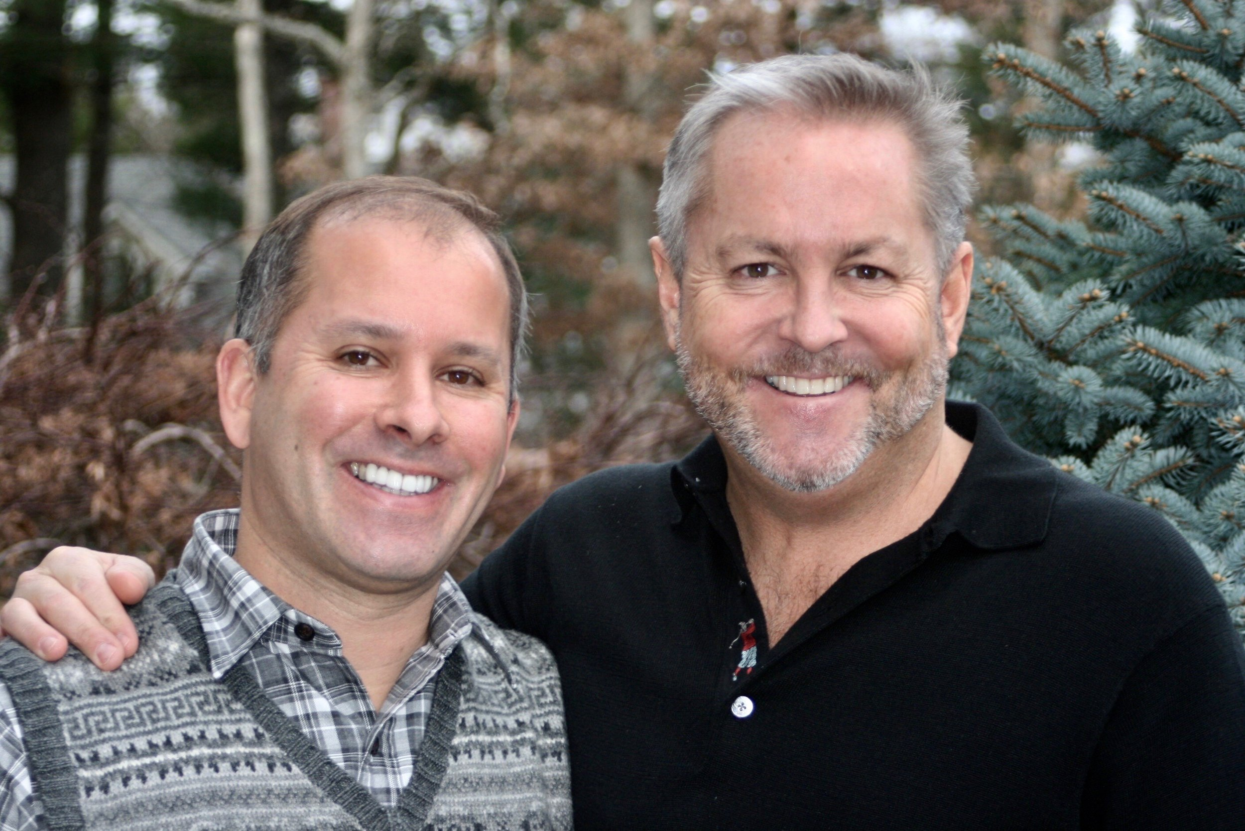Dan MacDonald and Gregg Kaminsky - Producer and Founding Partner R Family Vacations