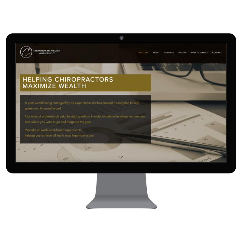 Custom Squarespace web design