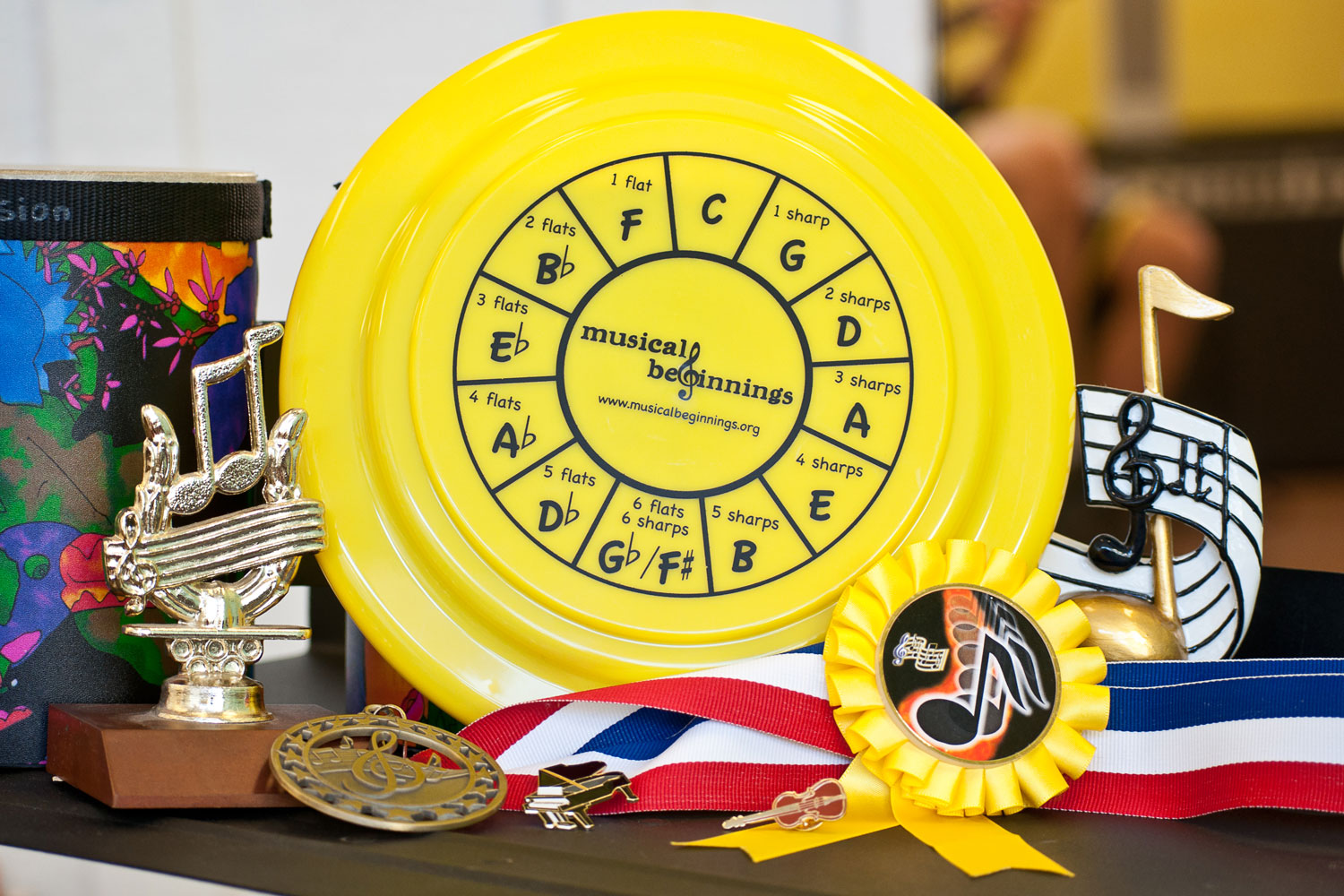 Prizes and Activities