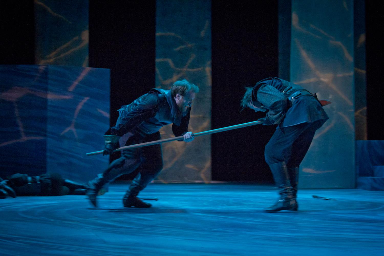 Richmond - RICHARD III, Virginia Shakespeare Festival