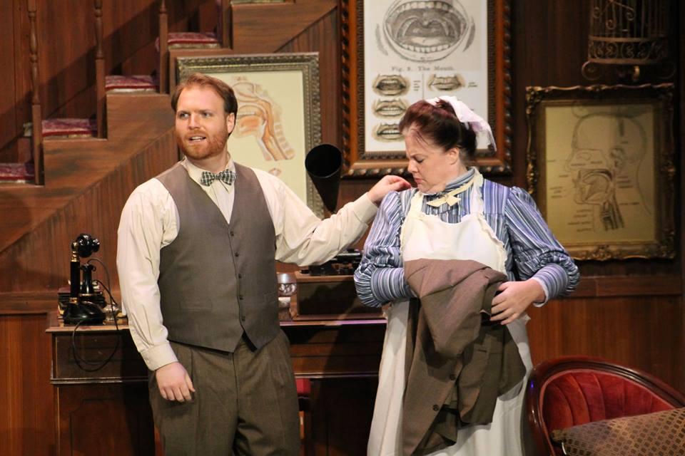 Henry Higgins - MY FAIR LADY, Texas Shakespeare Festival