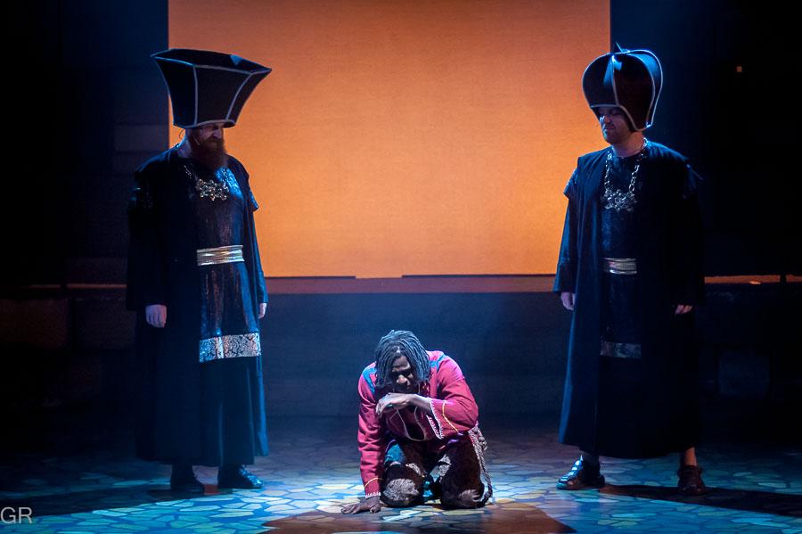 Annas - JESUS CHRIST SUPERSTAR, Seven Angels Theatre