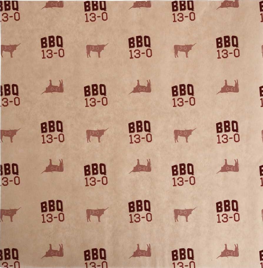 BBQ 13-0 Paper Liner