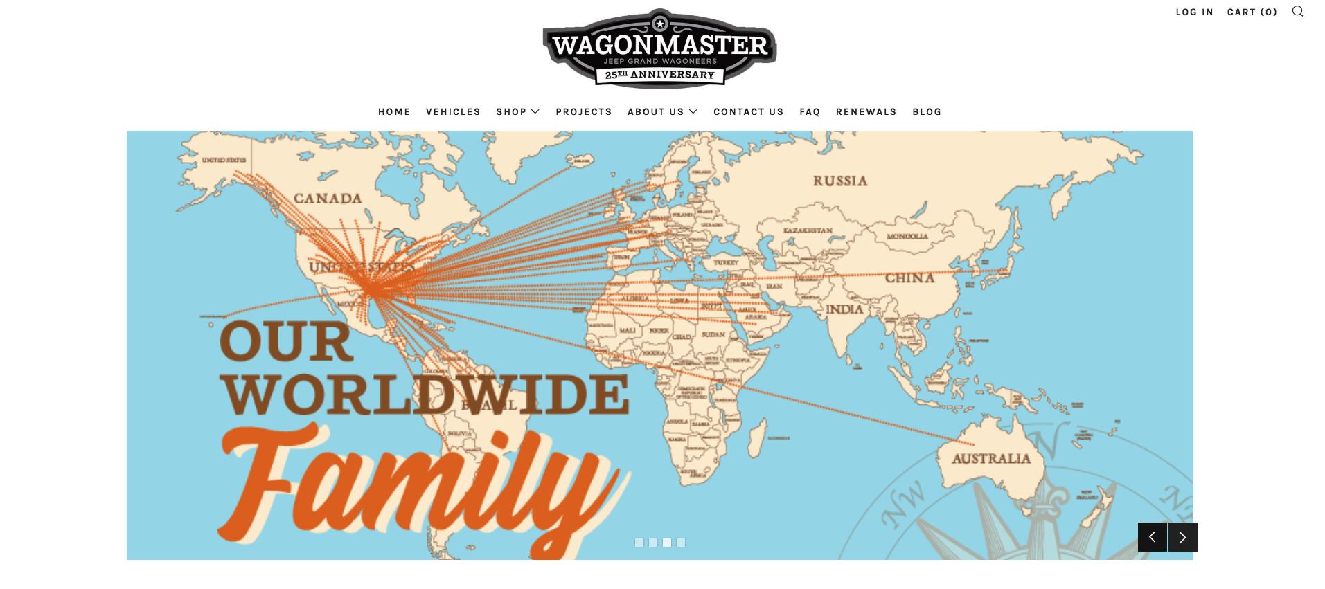 Wagonmaster banner
