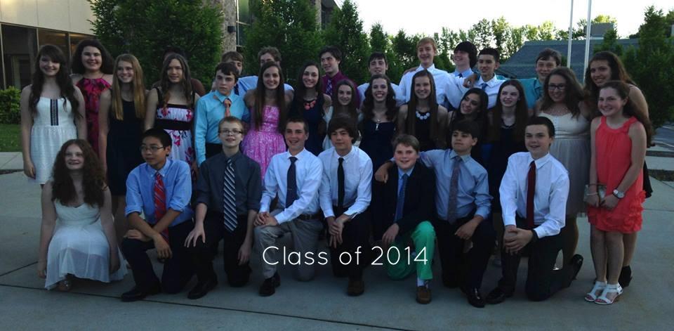 HTIS Class of 2014