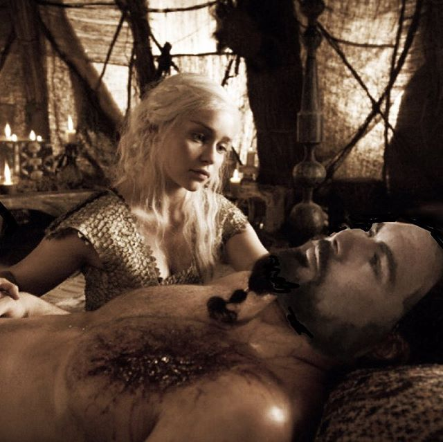 Still so thankful for everything she did for me... Good luck tonight my Khaleesi ❤️ #got #queenofdragons #khaleesi #khalzero #khalchael #gameofthrones #gameofthronesmemes