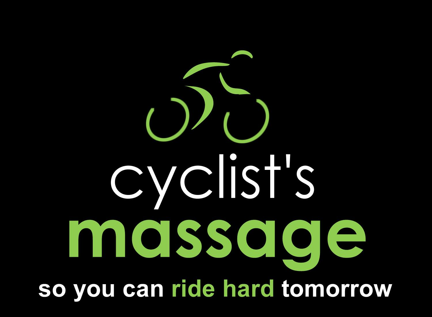 Cyclists Massage
