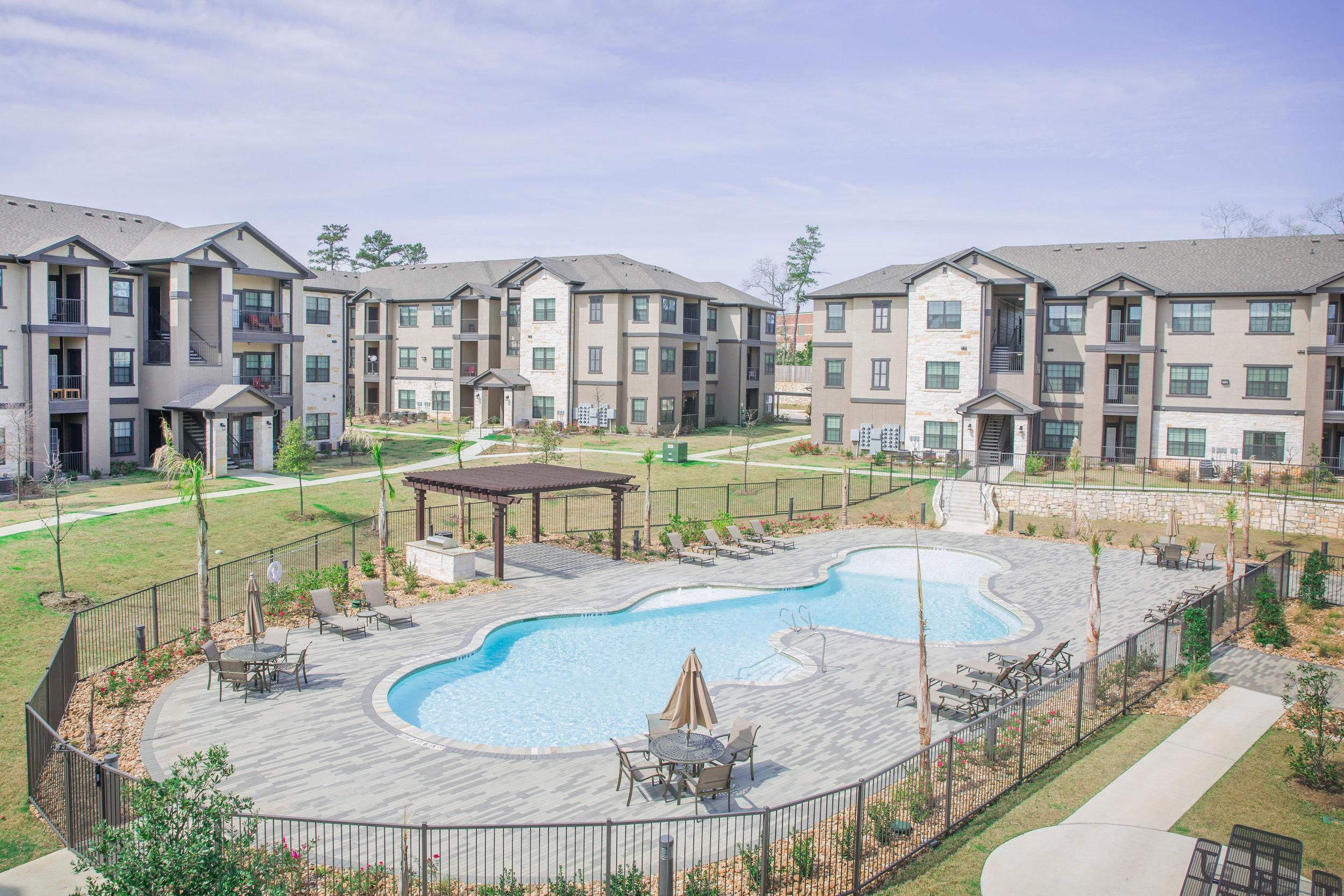 West Creek Apartments Strategic Construction