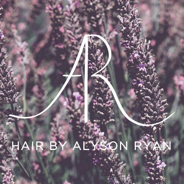 Hair By Alyson Ryan Logo
